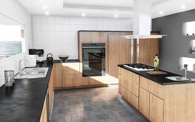 Materiali v kuhinji